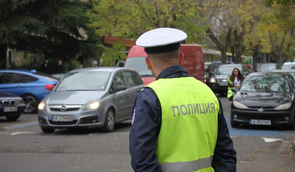 полиция в софии