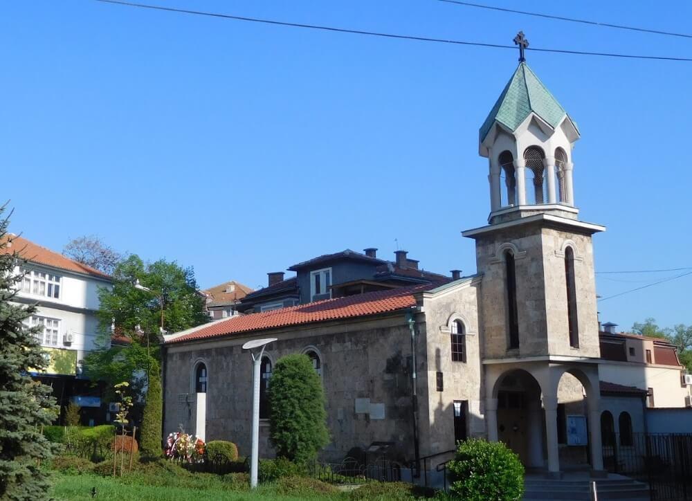 церковь в бургасе