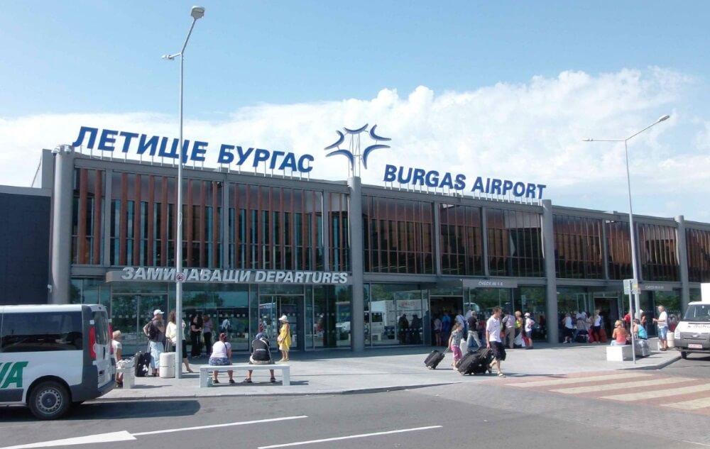 Аренда авто в аэропорту Бургаса