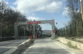 граница болгария турция